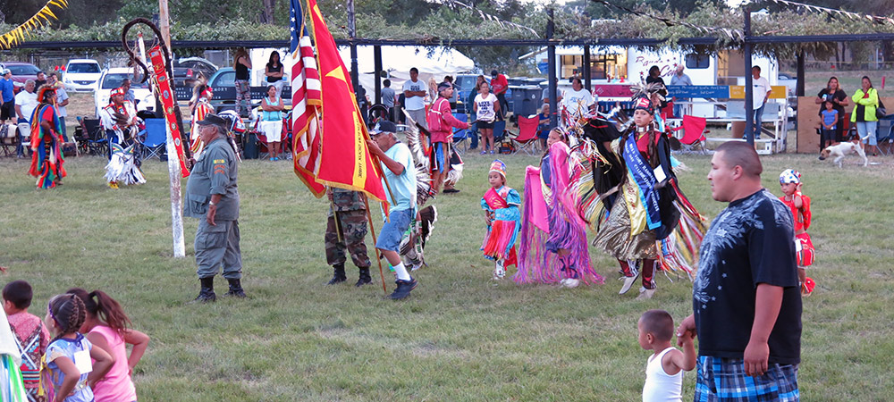 Pow-wow Ceremony